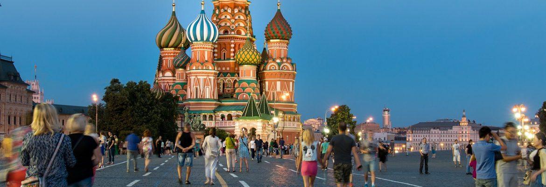 Letenky do Moskvy už od 86€