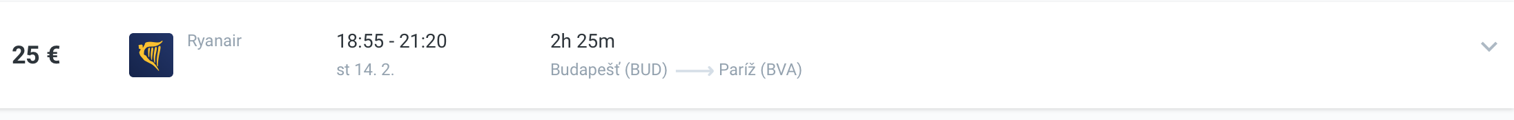 lacne letenky do pariza